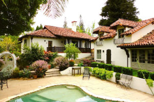 Spanish Revival Homes