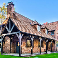 Old World Tudor